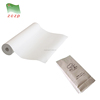 Heat-sealing paper bag with flexo printing