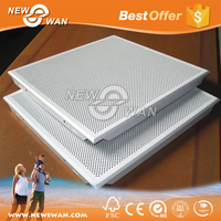 Perforated Metal Ceiling Tiles / Perforated Aluminum Panel