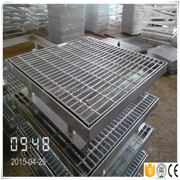 Trench Drain Grating Cover Steel Driveway Grates Grating