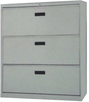 Lateral Filing Cabinet 3 Layer Office Furniture