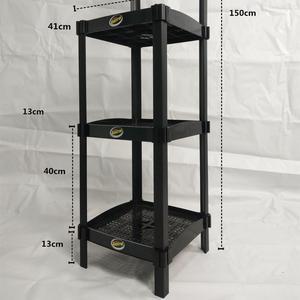 Portable Exhibition Shelves : Storage portable shelving units for craft shows craft fair