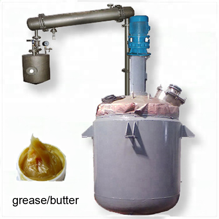 grease mixing kettle grease making machine mixer