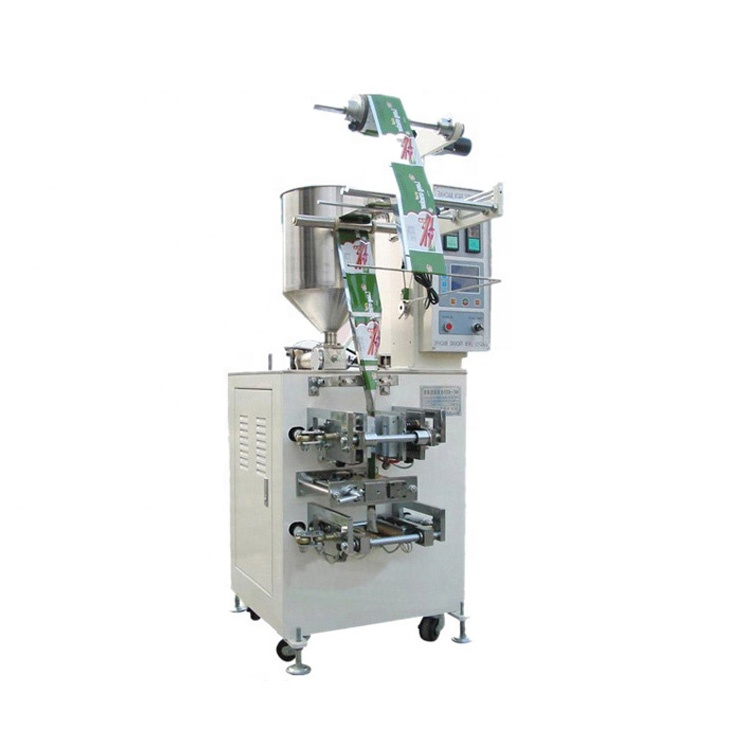 Automatic juice liquid tetrae pack packing machine