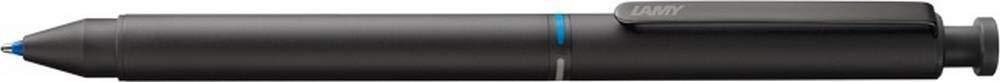 Lamy Unisex St Matte Lacquer Tri Multisystem Pen - Black
