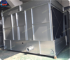 171 Ton Steel Open Cooling Tower for Commercial HVAC