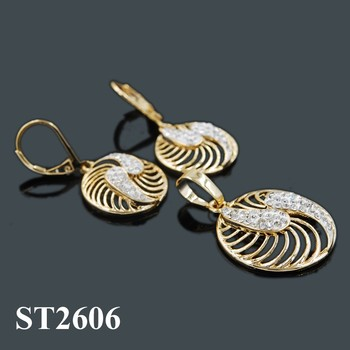 18 Karat Gold Plated Wholesale Jewellery Making Supplies Gold