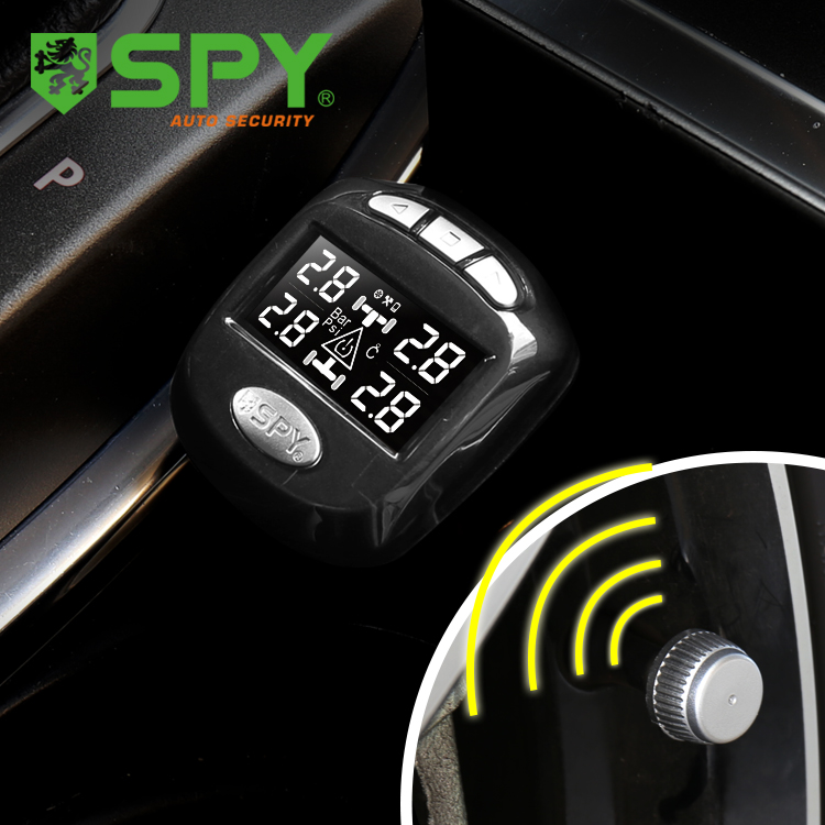 Looking for VIP exclusive agent, cigarette plug design tpms, spy digital tire pressure gauge with valve cap sensors