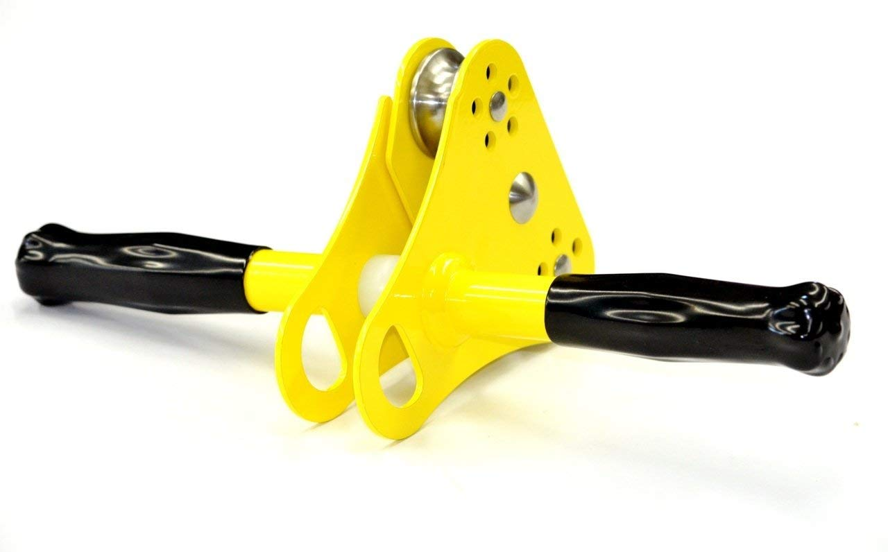 Zip Line Trolley - Easily Removeable Hornet - Powder-Coated Steel