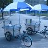 Fashionable Two Car Wheels Small Utility Hand Push Coffee Fruit ...