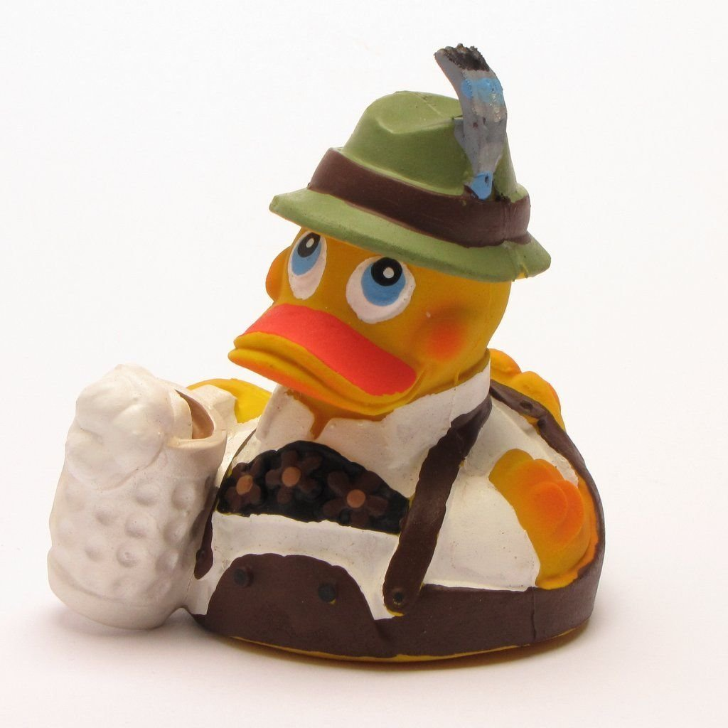 Lanco Oktoberfest Rubber Duck-bath duck /ITEM#HGO-IW 73ET202148