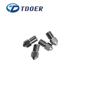 High Quality Customized Tungsten Carbide 3D Printer Nozzle