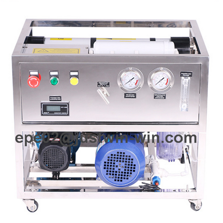 sea water desalination purification machine/filter