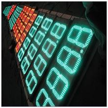 Leeman shenzhen led display gas station price led signs for sale pylon