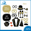 2017 Hot Selling 20pcs/set New Year Party Photo Booth Props