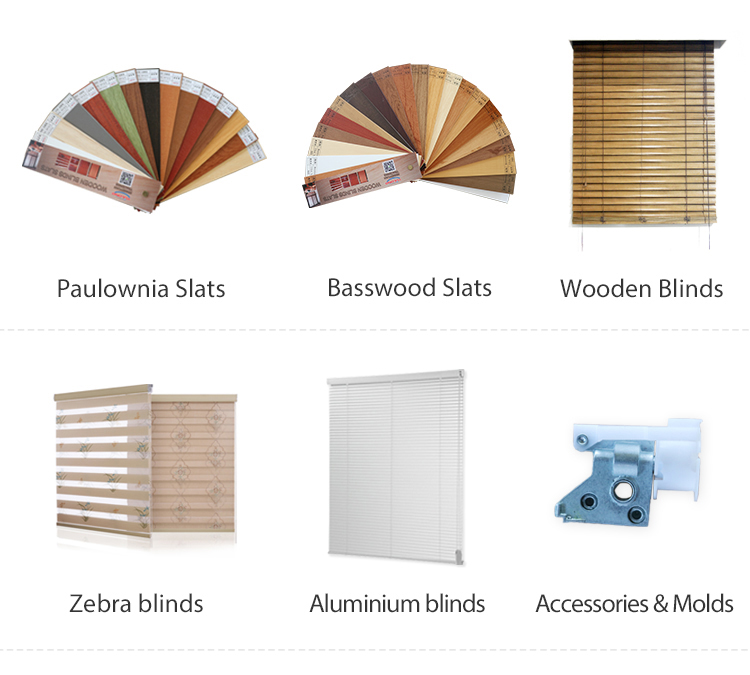 YL Hot Sale High Quality Zebra Blinds For Home And Office Windows