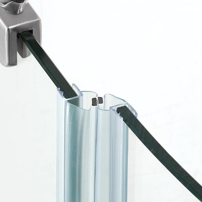Weatherstripping For Shower Doors Magnetic Door Strips