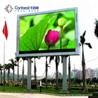 Full color IP65 free movie outdoor led display Billboard