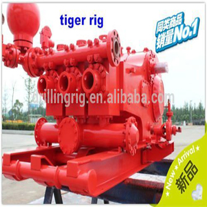 unitized F500 mud pump with C15,C27,C3516,C3508 engine +USA transmission