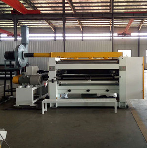WJ150-1800 corrugated board production line /cardboard packaging box
