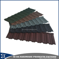 Brazil Al-zn metal roofing steel/Roof Material/Building Naterials roof tile