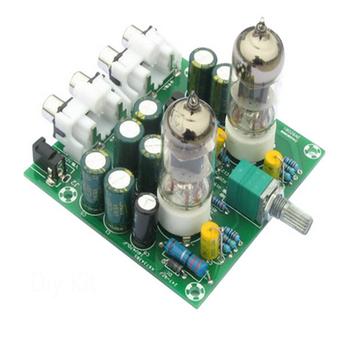 Fever 6j1 Tube Preamp Amplifier Board Pre-amp Headphone Amp 6j1 Valve  Preamp Bile Buffer Diy Kits - Buy Pre-amp Headphone Amp,6j1 Tube Preamp
