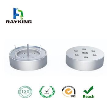 16MM Metallmikrofon Kassettenkern für kabelloses Kondensatormikrofon