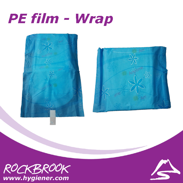ISO Certificate High Quality Standard Fast Delivery Pe Film For Sanitary Napkin Wholesaler from China