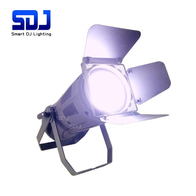 Customized Color Temperature CCT COB LED Theater Studio Par Spot Lights