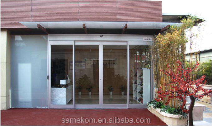 Aluminum Frame Slide and Swing Door