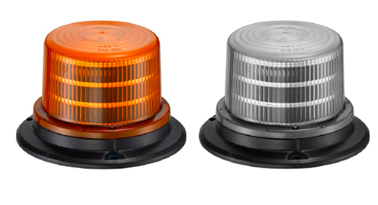 SAE J845 Class2 magnetic mount LED strobe warning beacon lights