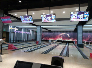 Brunswick used bowling lanes for sale