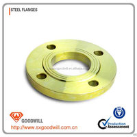 China api cast steel flanged swing check valve
