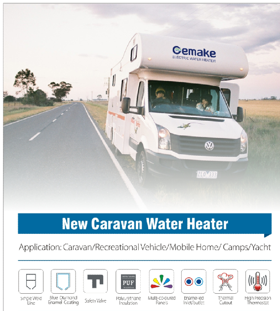 Rv 12v Electric Hot Water Heater