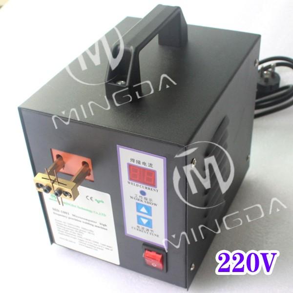 Mini 3KVA Spot Welding Machine Welder For 18650 , Battery Welding Machine Equipment made in China