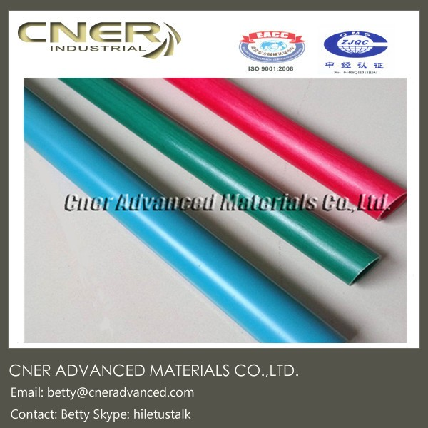 CN-FG5 fiberglass telescopic pole for water fed pole