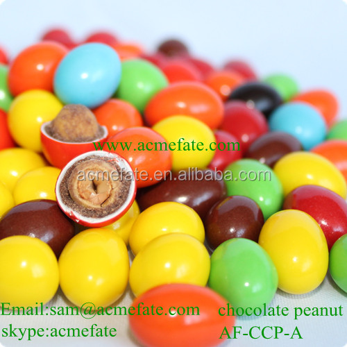 Chocolate suppliers peanut chocolate beans