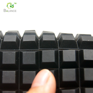 Strong adhesive anti slip rubber feet for furniture anti-slip foot pad