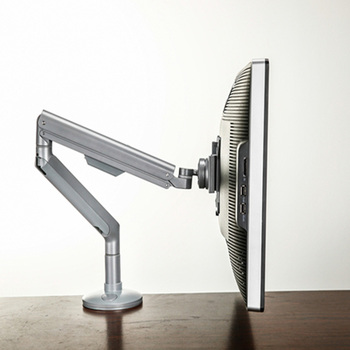 Monitor Mount Heavy Duty Single Lcd Arm Stand Desk Mount Buy