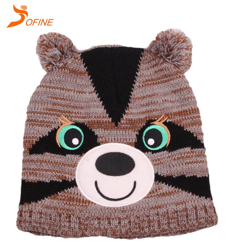 TIGER Berretto con orecchie e capelli TIGER TIGRE berretto testa cappa Animale Berretto Costume