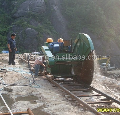 SSZ - 1200 mining quarrying stone cutting machine