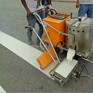 Top quality and competitive price cold paint airless road line marking removal machines