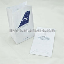 Customized printed paper barf bag