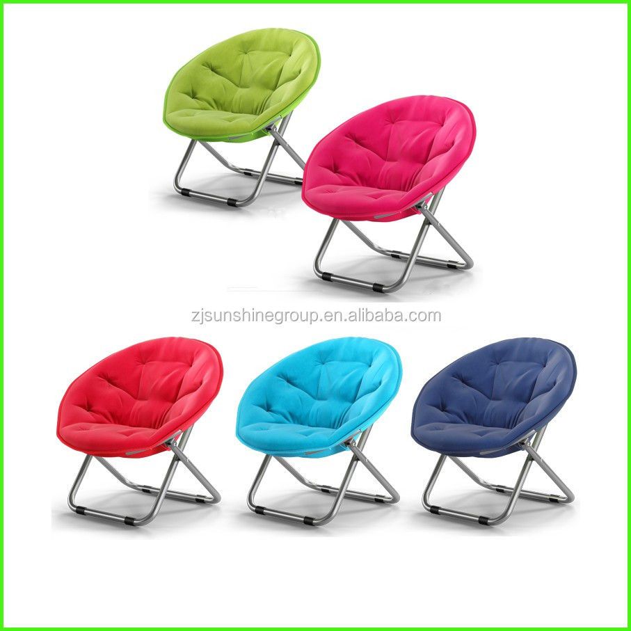 travel light weight small round chair foldable beach adult moon chair target folding moon chairs