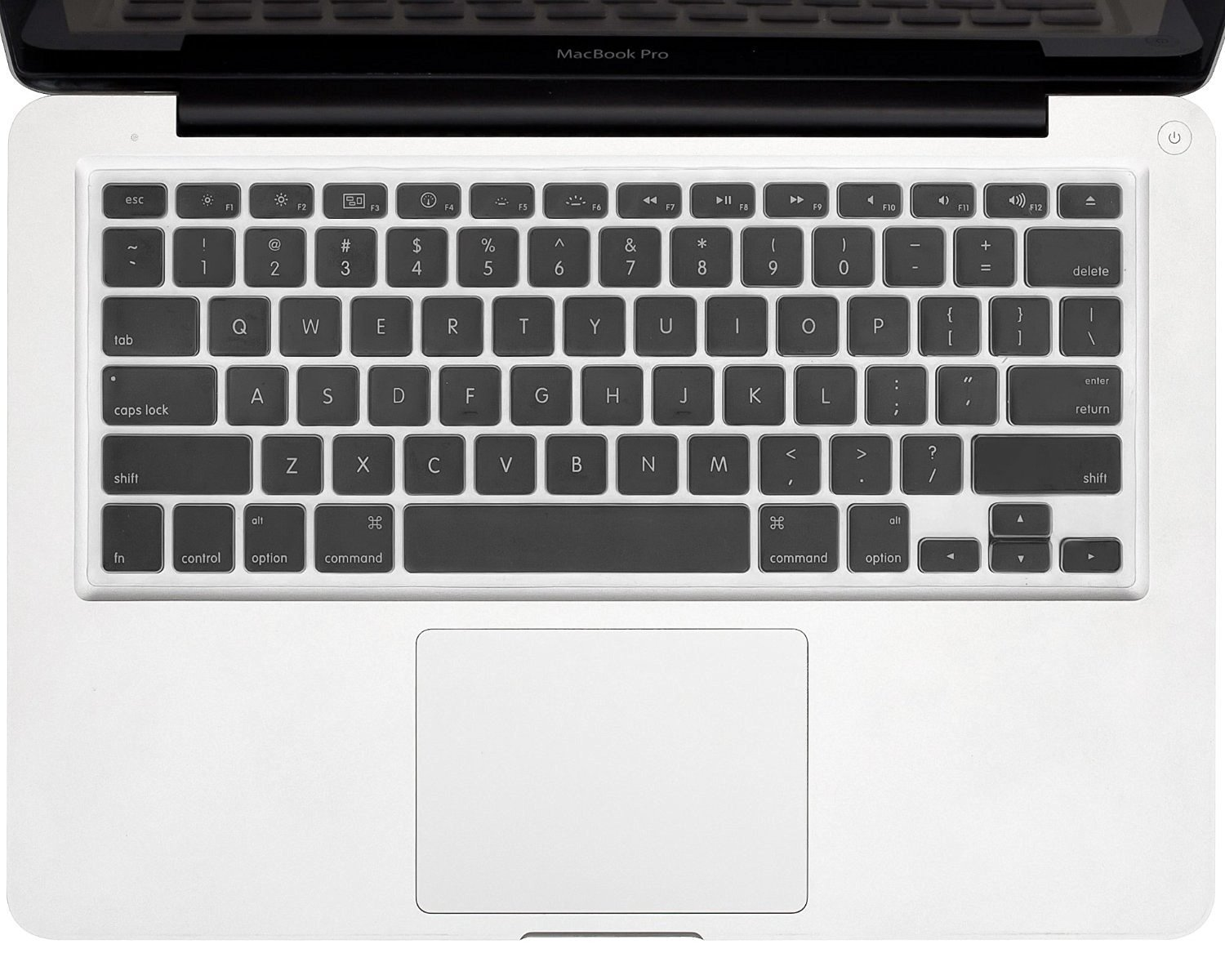 "Tsmine 2Pcs Retina 12-inch Transparent-CLEAR Keyboard Cover Protector Silicone Skin for MacBook 12"" with Retina Display ,Transparent-CLEAR"