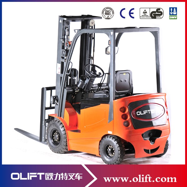 China hot sale Olift 48v forklift electric motor with certificate CE ISO and SGS