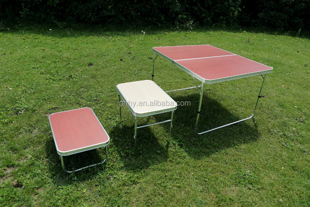 De aluminio plegable mesa de playa mesa de camping mesas for Mesa de camping plegable de aluminio