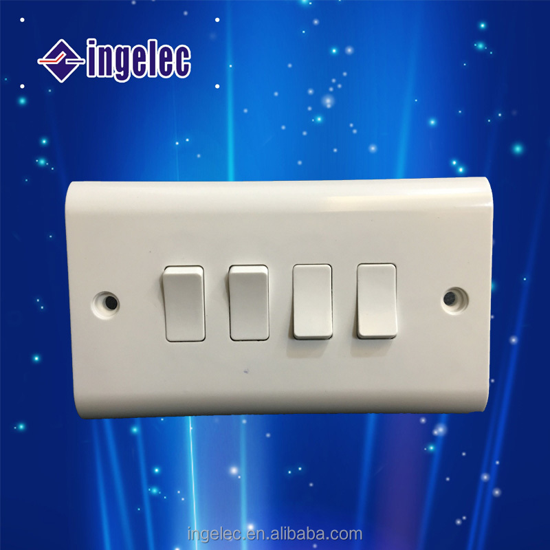Yiwu factory supply electrical power light contral turn switches
