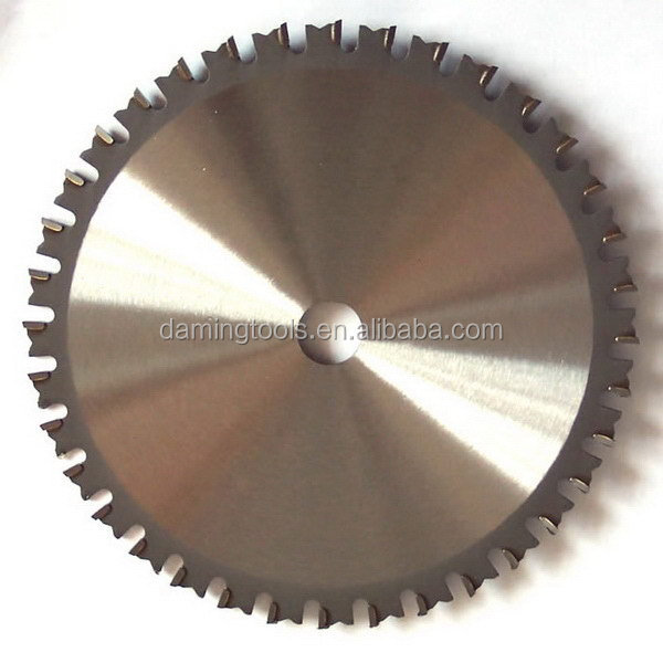 High quality hot sell tct pvc tube cutting circular saw blade