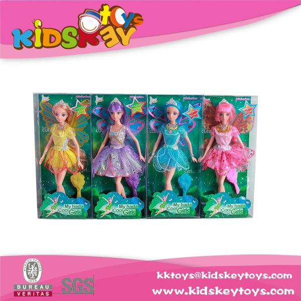 2015 New Product Plastic Cheap Lovely Princess Doll, Doll For Baby, vinyl toys doll for kids