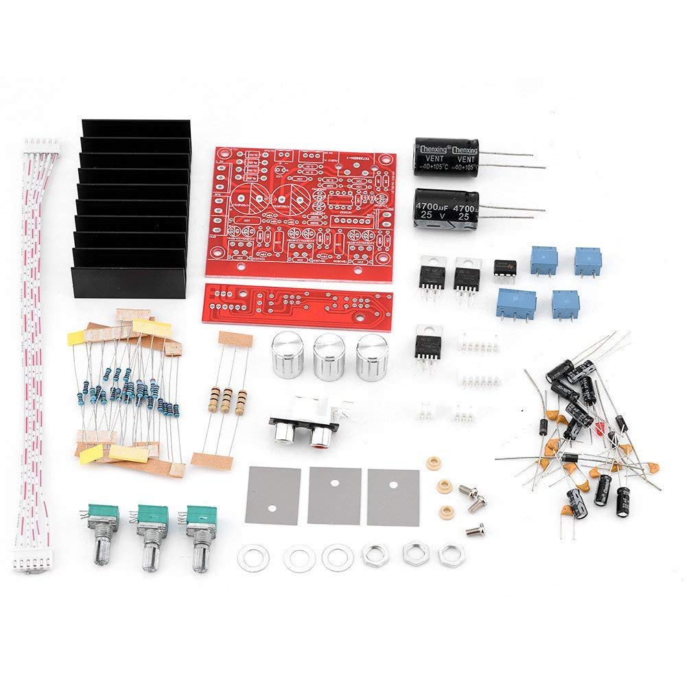 Cheap Simple Speaker Circuit Find Deals On Complete Radio Set With Mk484 And Loudspeaker Get Quotations Fosa Amplifier Board Computer Subwoofer 21 3 Channel Diy Parts